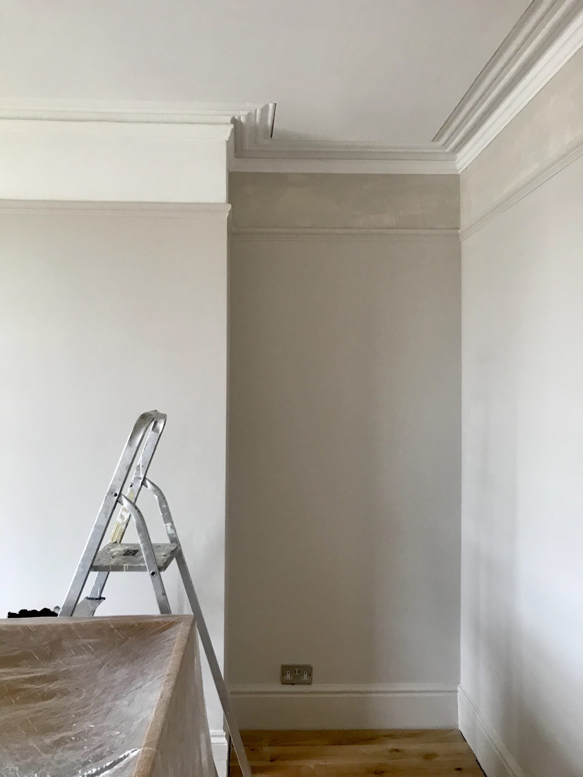 Should You Paint Above The Picture Rail Paper Room Interiors